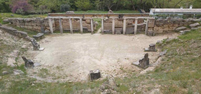 Αρχαιολογικός χόρος, Βραυρώνα