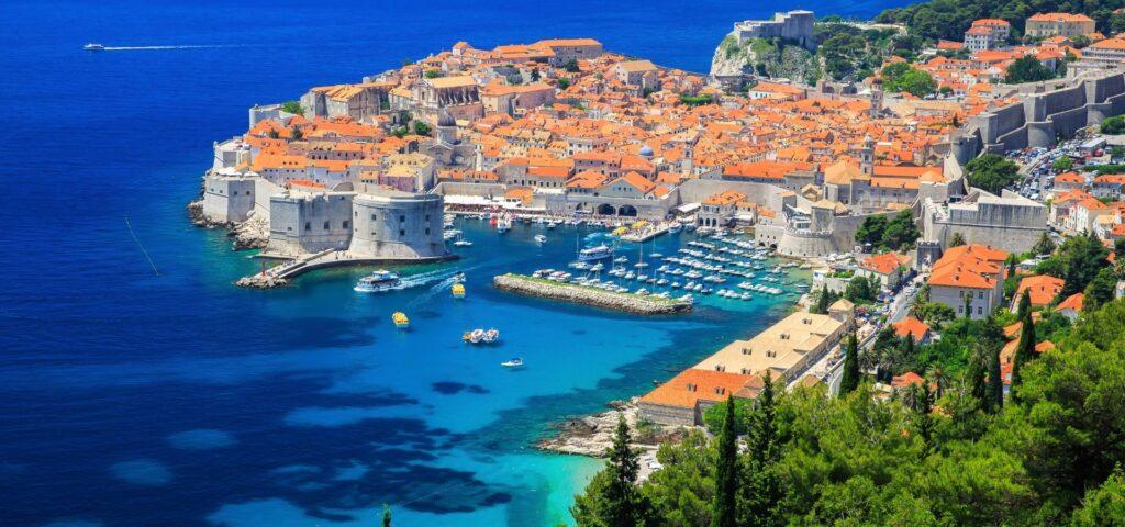 Κροατία, ταξίδι