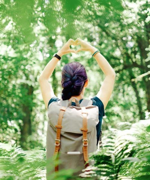 Οικοτουρισμός, οικοτουρίστας, φύση