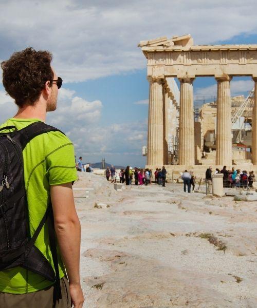 Πολισμικός αρχαιολογικός τουρισμός, ακρόπολη
